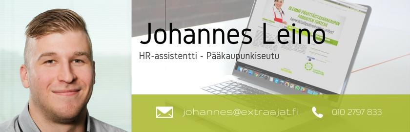 Extraajat_Blogibanner_Johannes